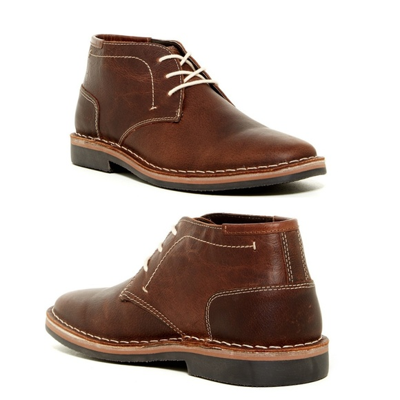613ff5c333e Steve Madden Mens Ivon Chukka Boots